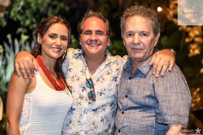 Manoela e Ricardo Bacelar, Claudio Rocha