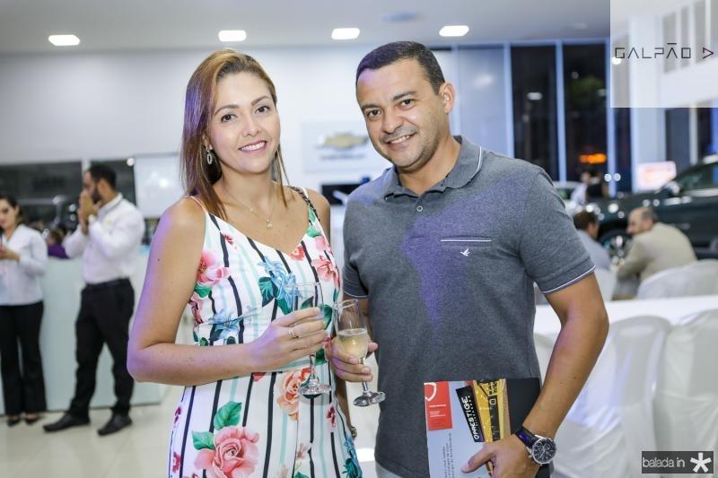 Cristiane e Narcelio Teixeira
