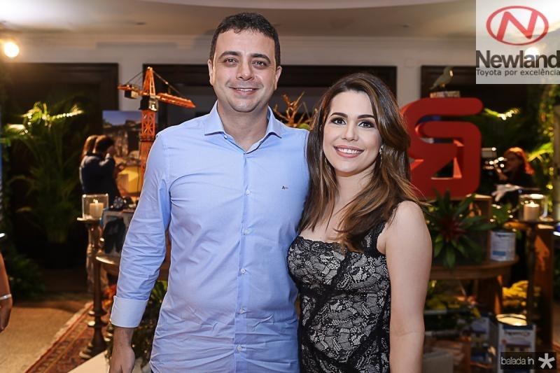 Felipe e Barbara Brito