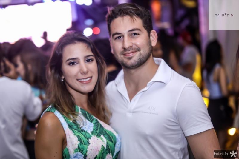 Ana Tereza e Jose Neto