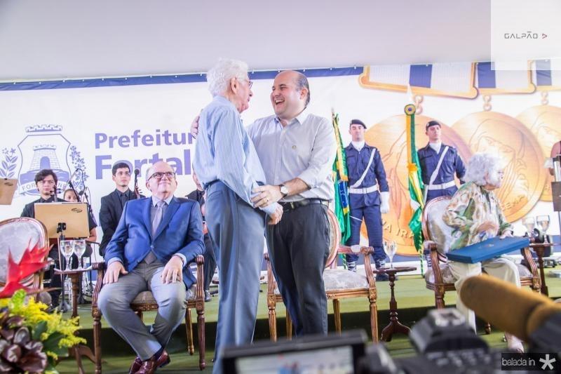 Jose Liberal de Castro e Roberto Claudio