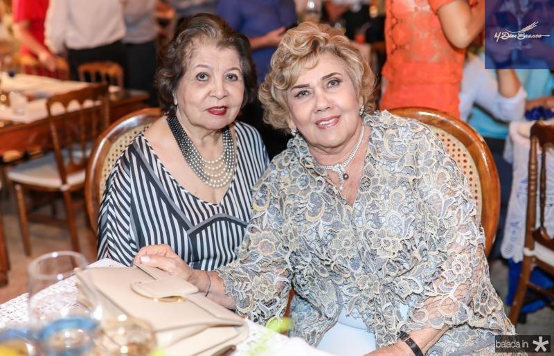 Edir Rolim e Consuelo Dias Branco