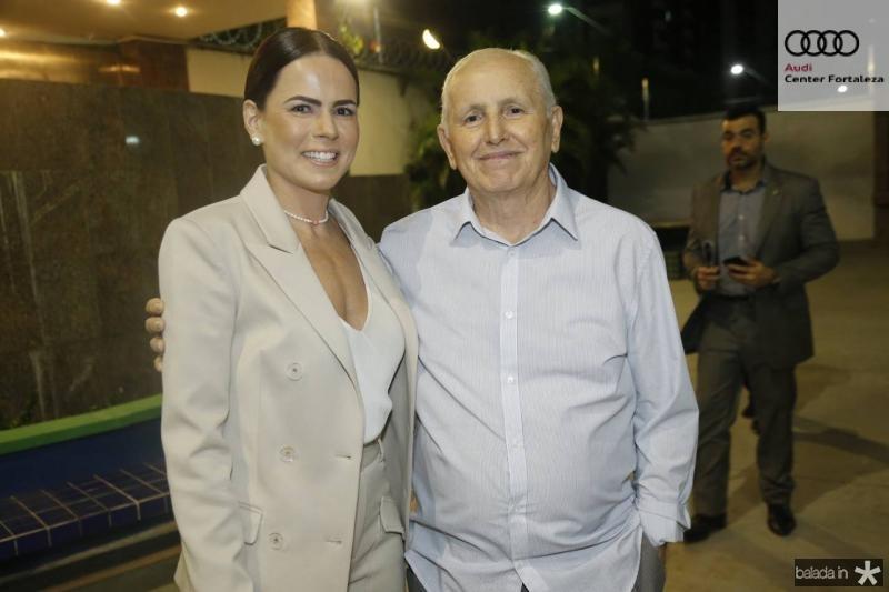 Luciana e Francisco Souza