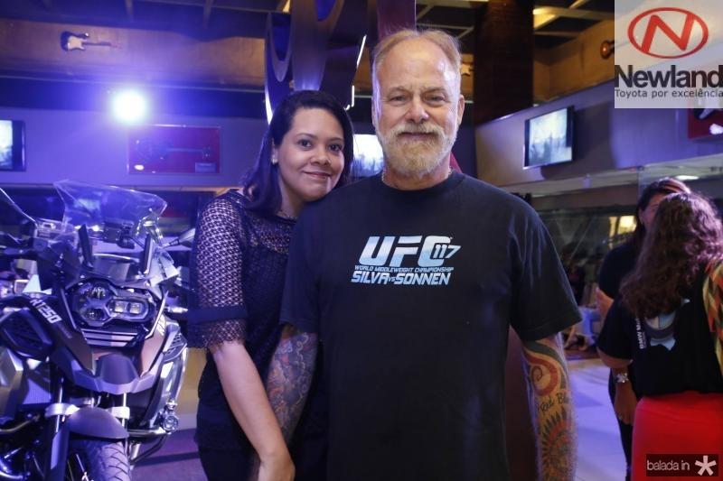 Tatiana e Raul Bento