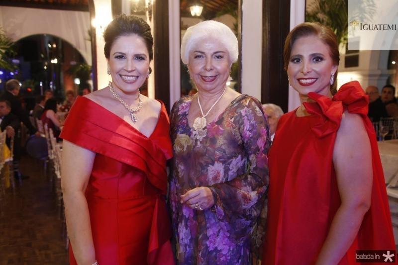 Fabiola Rocha, Alodia e Samira Guimaraes