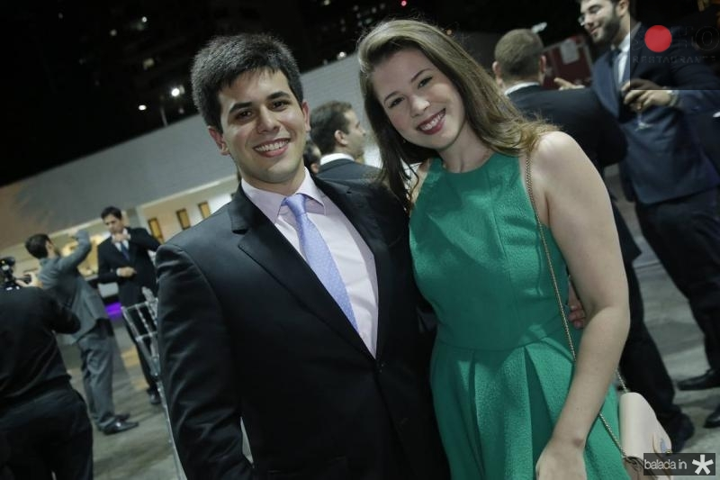 Victor Florencio e Ines Mota