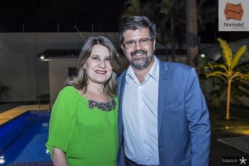 Vania e Sergio Parente