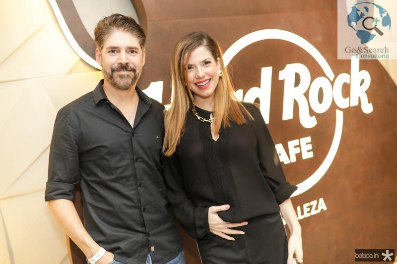 Leonardo e Claudia Brasil