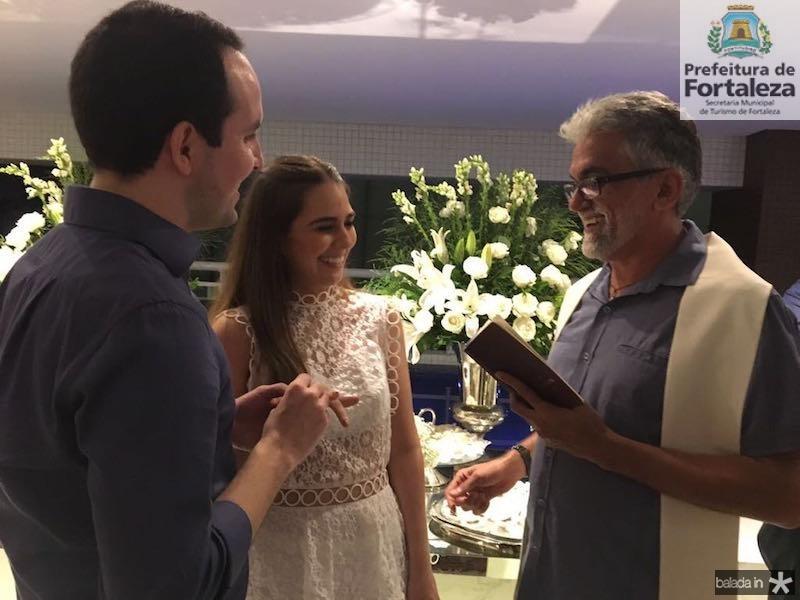 Noivado Manuela Câmara e Tomas Moraes