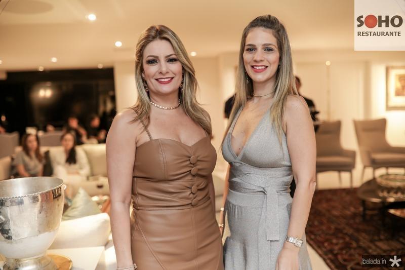 Tatiana Luna e Mariana da Fonte