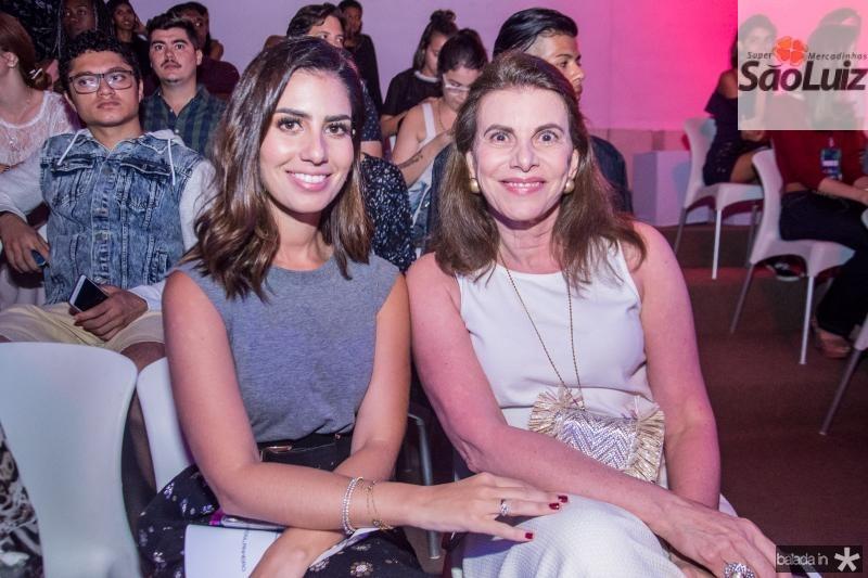 Nicole e Sandra Pinheiro