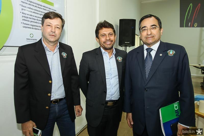 Fernando Alfredo, Helio Winstom e Jardson Cruz