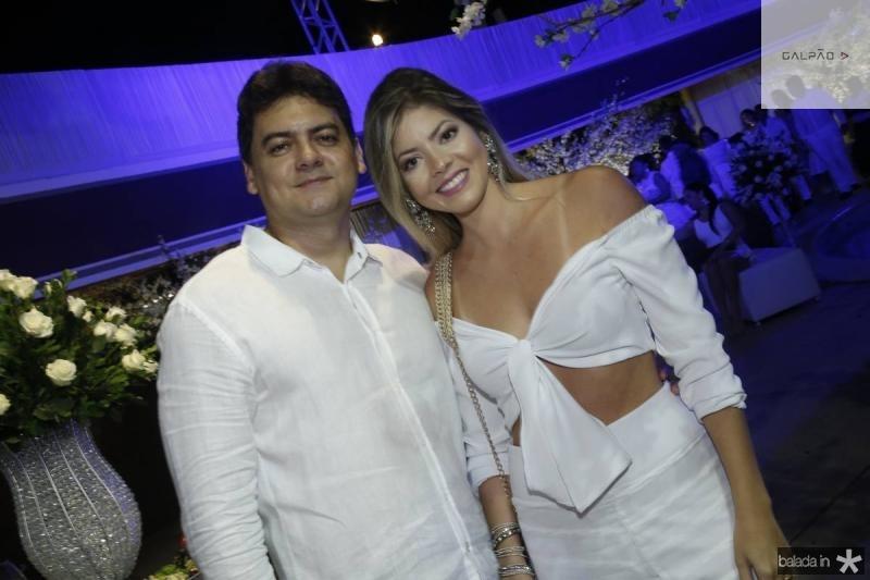 Darcio e Ingrid Macedo