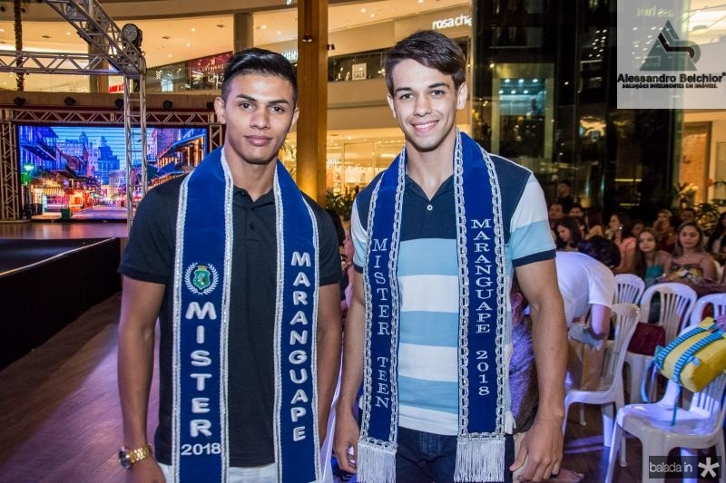 Renan Goncalves e Joao Neto Lessa