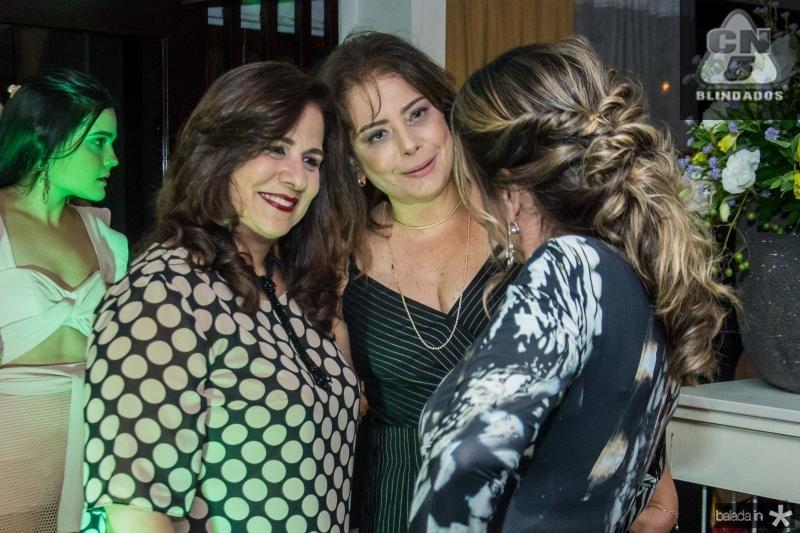 Martinha Assuncao, Claudia Gradvohl e Adriana Queiroz