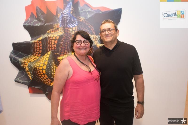 Herminia Lopes e Jose Guedes
