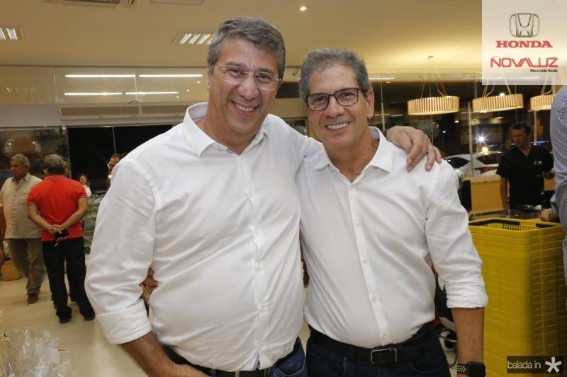 Mauricio Sleiman e Severino Neto