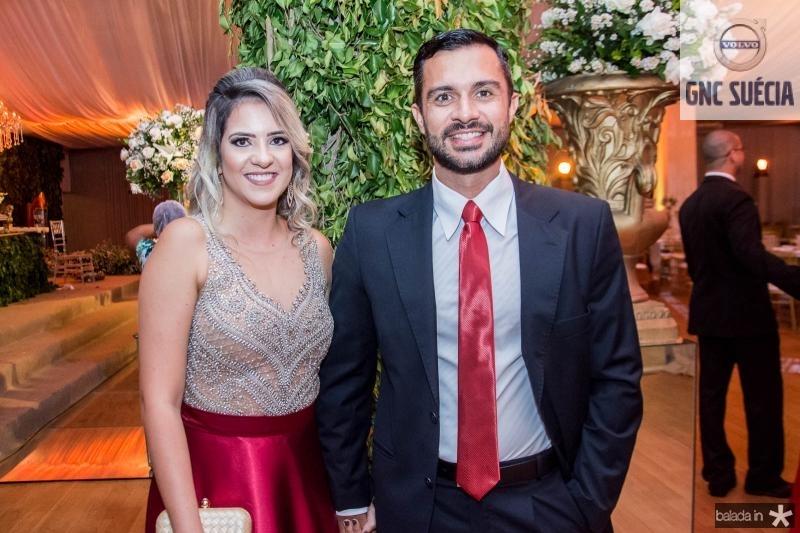 Marisia Costa e Italo Valente