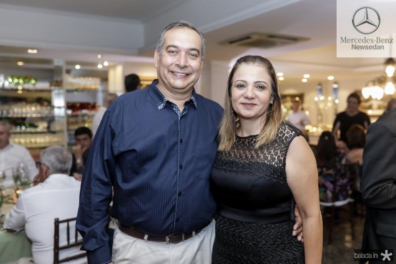 Madson e Simone Cardoso