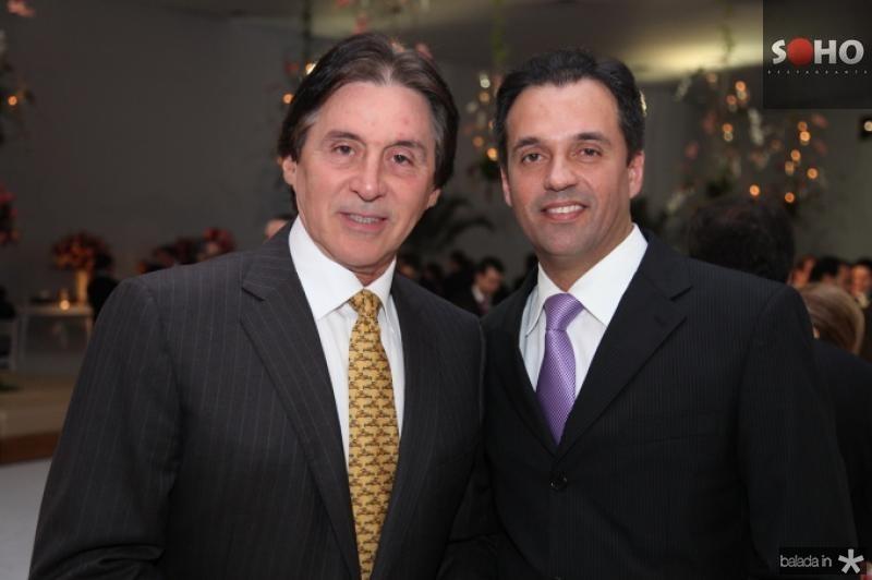 Eunicio Oliveira e Fernando Novaes