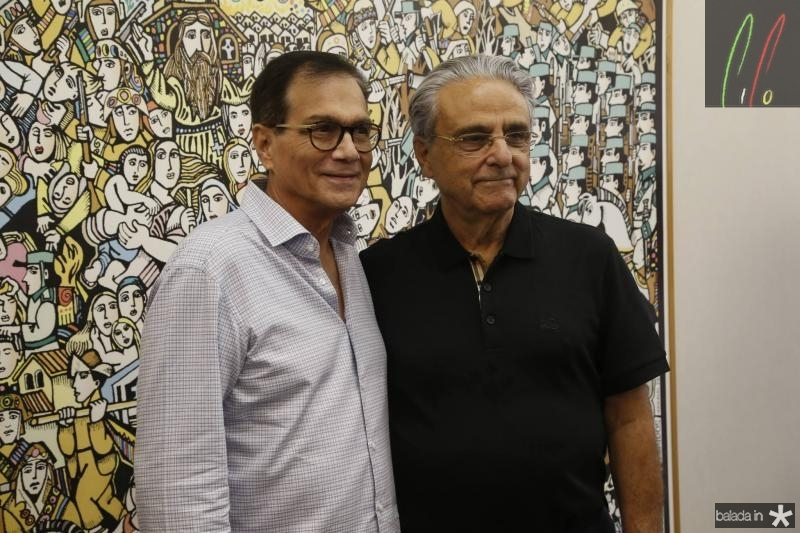 Beto Studart e Robson Andrade 3