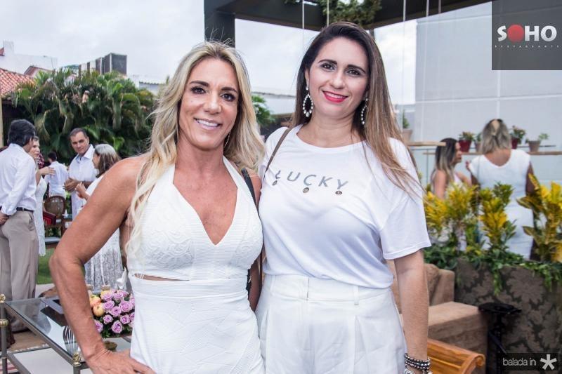 Monica Lulio e Carla Gomes