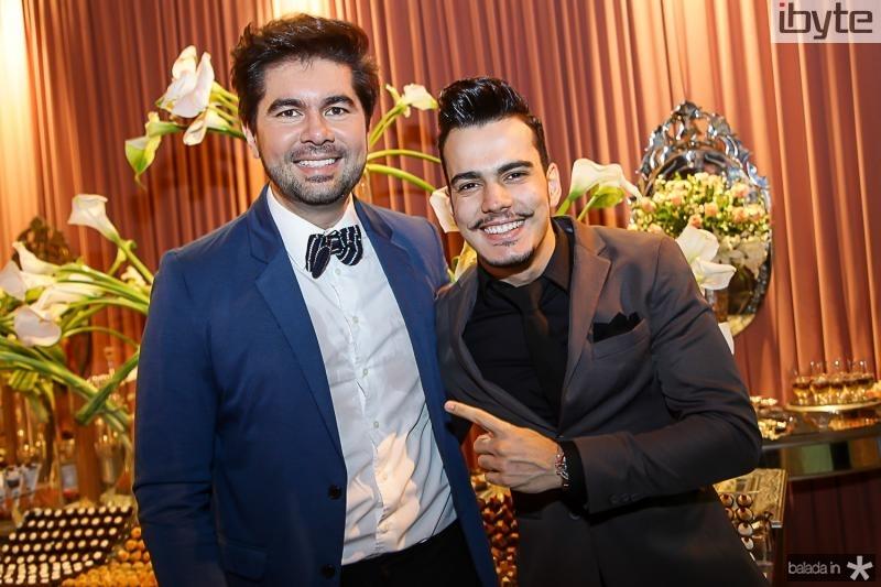 Itaque Figueiredo e Gabriel