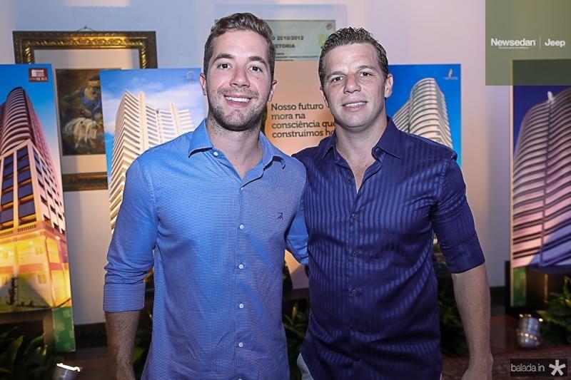 Guilherme e Andre Rolim