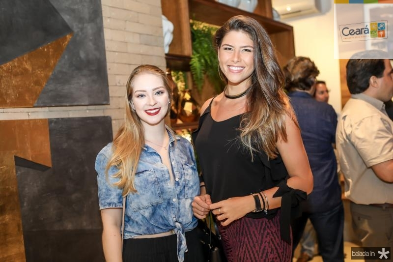 Fernanda Garcia e Natalia Benevides