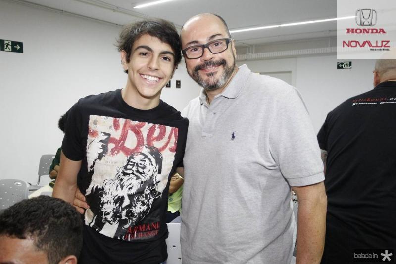 Felipe Ary e Breno Camara