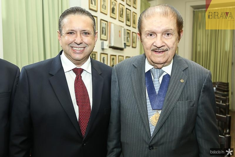 Domingos Filho e Mauro Benevides