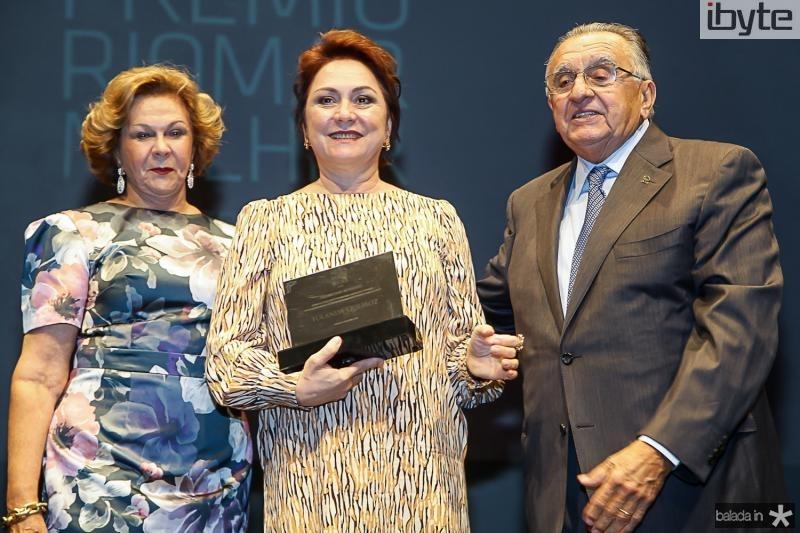 Auxiliadora Paes Mendonça, Paula Frota e Joao Carlos Paes Mendonça