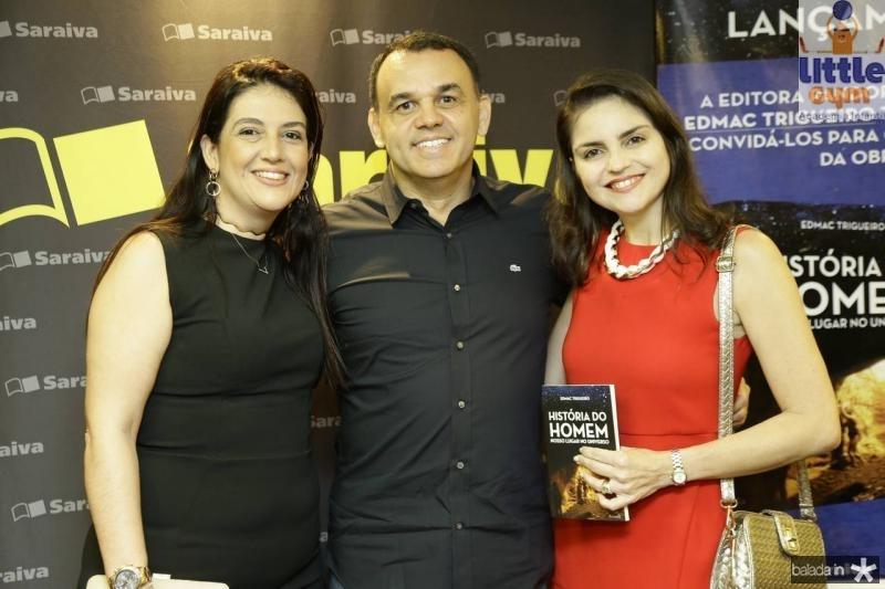 Lana e Edmac Trigueiro e Tatiana Tostes