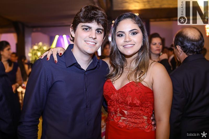 Felipe Nobre e Irma Gentil