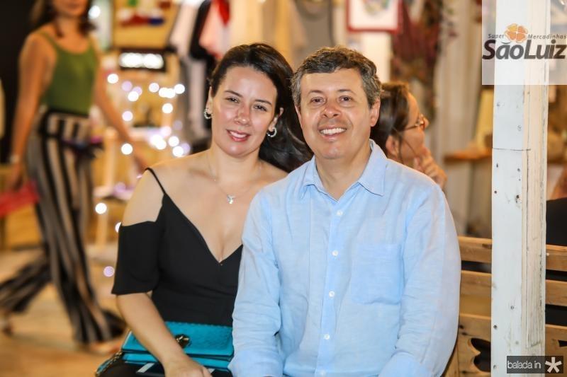 Cristine e Anastacio Marinho