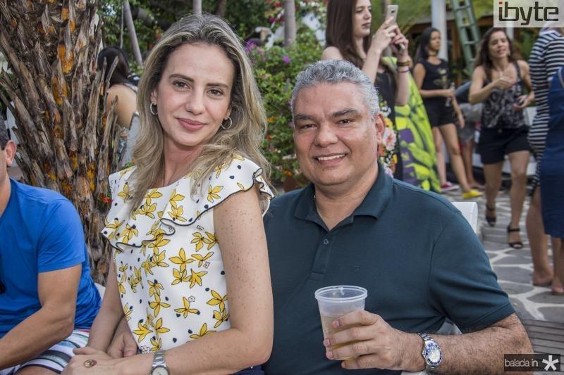 Adriana e Geraldo Cavalcante