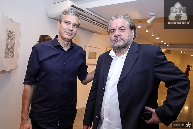 Thiago Santana e Paulo Linhares
