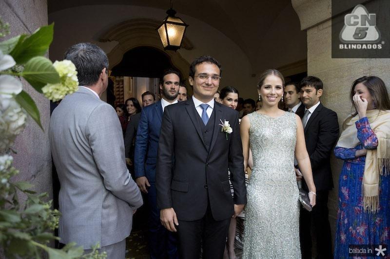 Manuel Vitor e Beatriz Machado