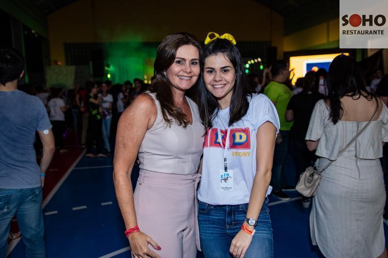 Ivana e Lize Bezerra