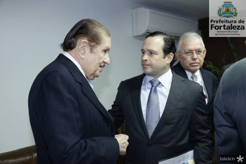 Mauro Benevides e Igor Barroso
