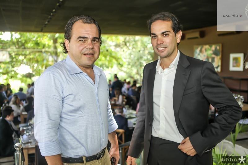 Gentil Linhares e Claudio Vale