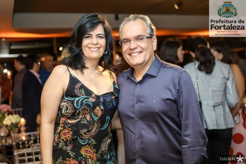 Ines Sobreira e Ricardo Braga