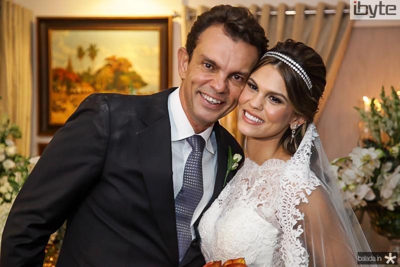 Fred e Mariana Pinto