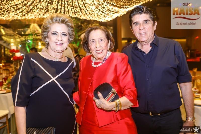 Regina Marques, Deise e Dito Machado