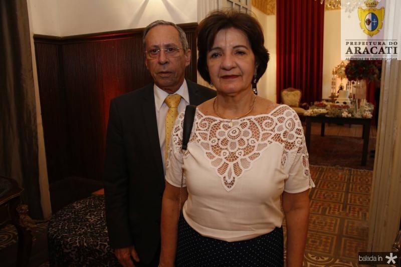 Tiago e Lucia Matos
