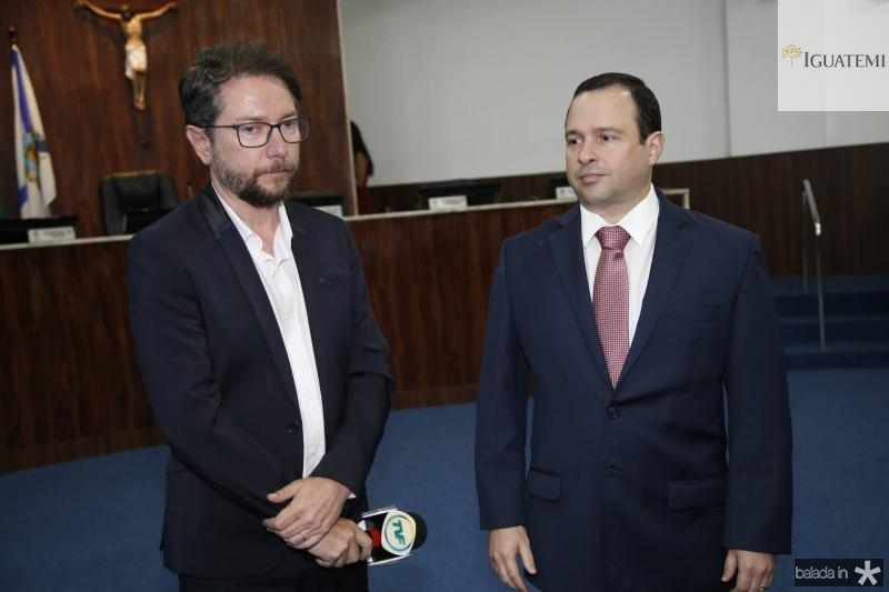 Alisson Oliveira e Igor Barroso