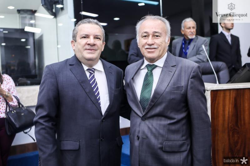 Jaime Cavalcante e Casimiro Neto