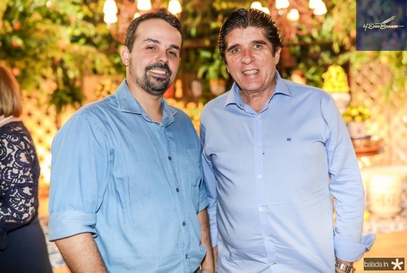 Neno Sampaio e Dito Machado