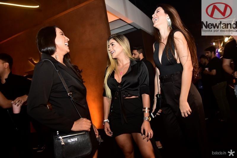 Juliana Morais, Beatriz Oliveira, Iana Motenegro