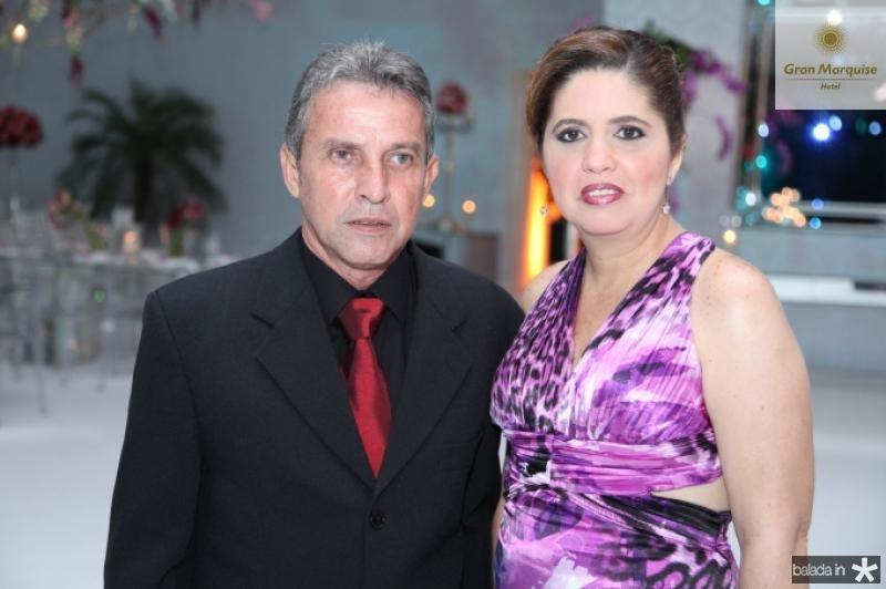 Sergio Mota e Marliana Lima